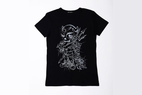 NO.009 SKULL DESIGN T-SHIRT